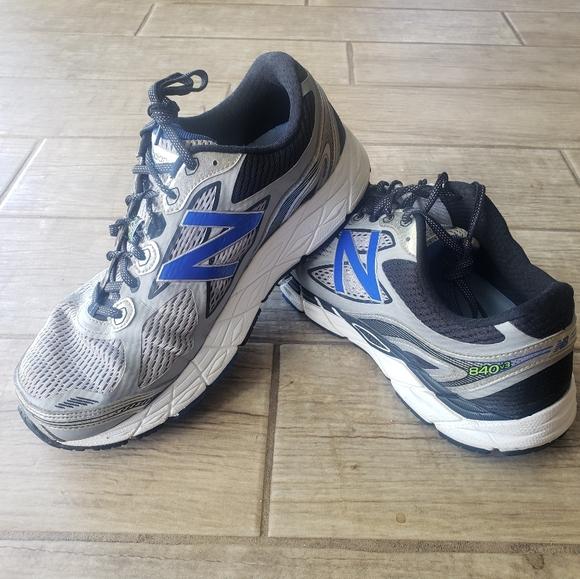 Mens M840sb3 Cushioning Running Shoe